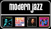 Modern Jazz Vinyl and CDs