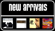 New Arrivals on Vinyl and CD
